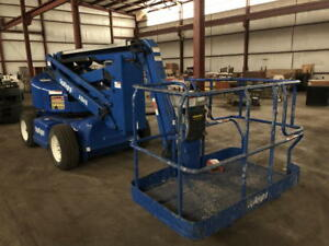 2002 Upright Articulated Boom Lift Ab 46e Model No 68300 000