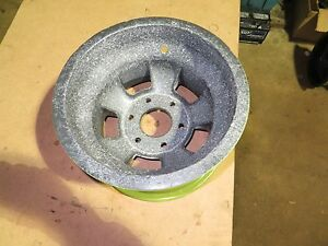 Vintage Nostalgic Halibrand Sprint Car Magnesium Wheel 13x8 6 Pin