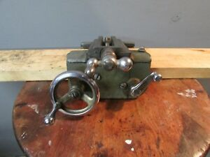 Craftsman 101 Atlas 618 6 Lathe Carriage Assembly