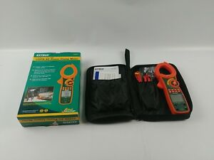 Extech Pq2071 True Rms 1 3 Phase 1000a Ac Power Clamp Meter