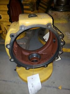 T164998 John Deere 410e Rear Differential Housing good Used Takeout
