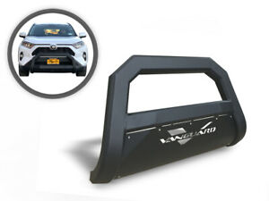 Vanguard Fits 19 20 Toyota Rav4 Front Bumper Guard Wide Bull Bar Optimus