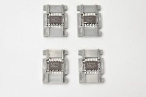 Nsc 54f161afmqb Syn Pos Edge Triggered 4bit Up Binary Counter Lot Of 4