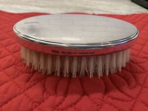 Sterling Silver Tiffany Co Oval Hair Clothes Brush 5