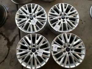 2015 2018 17 Wheels Rims Ford Focus Factory Oem Set Of 4 Free Shipping