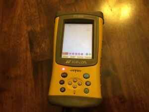 Topcon Fc 100 Data Collector With Pocket 3d