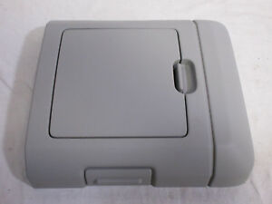 04 08 Ford F150 Overhead Console Grey