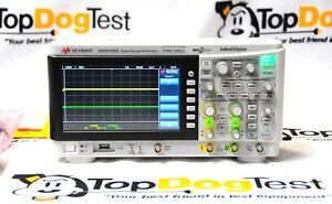Hp Agilent Keysight Dsox1102g Oscilloscope 70mhz 2chan Accy Incl New Caled