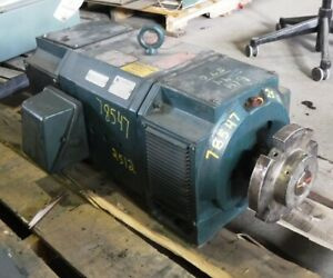 50 Hp Dc Reliance Electric Motor 1750 Rpm Mc2512atz Dpfv 500 V