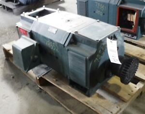 50 Hp Dc Reliance Electric Motor 1750 Rpm Mc2512atz Frame Dpfv 500 V