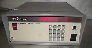 Ectron 1120 Thermocouple Simulator calibrator 1120 With 4 month Warranty
