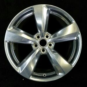 19 Inch Ford Mustang 2018 Polished Oem Factory Original Alloy Wheel Rim 10158