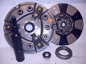Farmall 300 350 460 544 360746r92 Tractor Clutch Kit 6 Pad 3514 3616 W 10 1 2