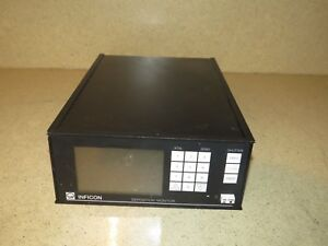Leybold Xtm 2 Inficon Thin Film Deposition Monitor 758 500 g1