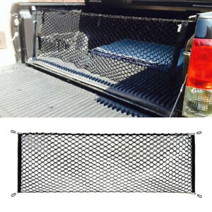 Truck Bed Envelope Style Trunk Mesh Cargo Net For Toyota Tundra 2007 2019 New