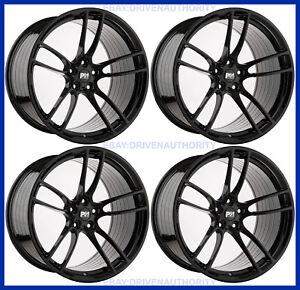 19 X 11 11 5 P51 Flow Forged Set Of 4 Wheels Rims 2015 Ford Mustang Gt350
