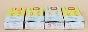 Lot Of 4 Nib Ohmite Stock No F409 Resistors 40w 25 Ohms