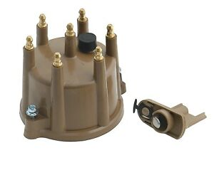 Accel 8230acc Distributor Cap And Rotor Kit 6 Cylinder Ford Hei Style
