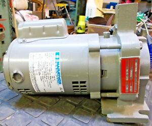New Bell Gossett 180001 Circular Pump And Marathon 9qb56c34d1200f Motor 1 3 Hp
