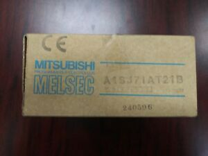 Mitsubishi A1sj71at21b Function Module For Plc New In Box