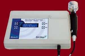 New 3 Mhz Pain Relief Physical Therapy Portable Ultrasound Therapy Machine Su74