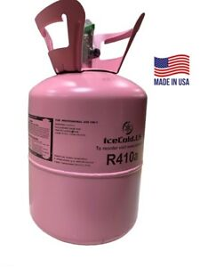 R410a R 410a R 410a Refrigerant 11 Pound made In Usa New