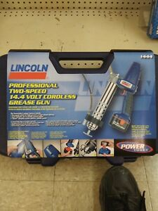 Lincoln Power Luber Grease Gun