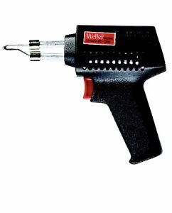 Solder Gun Kit 75w Weller 7200pk New