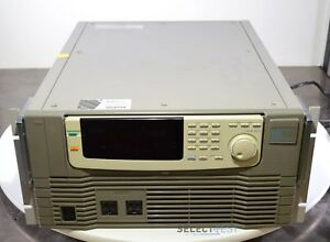 Kikusui Pcr500l Multipurpose Ac Power Supply 500 Va ref 733
