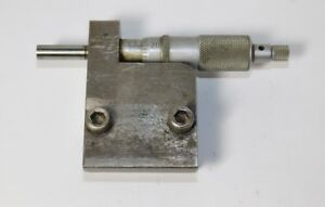 Atlas Craftsman 6 10 12 Lathe Micrometer Carriage Stop