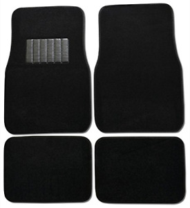 Bdk Classic Carpet Floor Mats For Car Auto Universal Fit Front Rear With