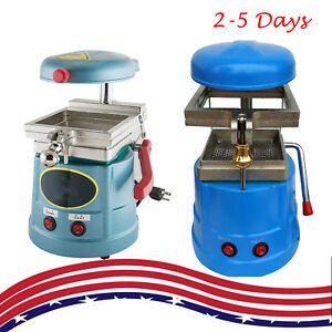1000 1200w Dental Vacuum Forming Molding Machine Former Thermoforming Equipment