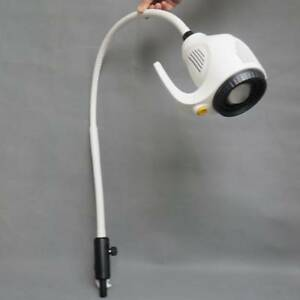Asg 20w Surgical Cold Light Medical Exam Floor Lamp Ent Surgery Mobile Equipment