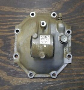 Front Ifs Differential Cover With Mount 1986 1995 Toyota Pickup 4runner 4x4