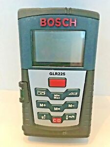 Bosch Glr225 Self Leveling Laser Distance Measure Up To 225