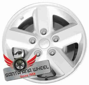 16 Inch Jeep Wrangler 2007 2008 Oem Factory Original Alloy Wheel Rim 9073