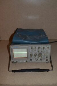 Tektronix 2465 300mhz Oscilloscope W Manual