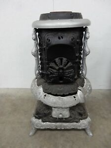 Florence Hot Blast 53 Pot Bellied Wood Stove