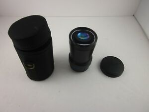 Flir 80 6 5mm Wide Angle Thermal Lens Ir Lens F 6 5 Mm 80 With Case
