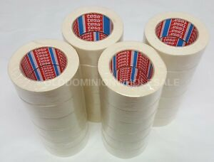 X24 48mm X 55m Tesa 53120 00080 01 Economy Grade Cream Masking Tape