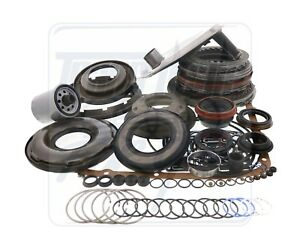 Fits Dodge Ram 2500 3500 68rfe Transmission Alto Dlx 4wd Rebuild Kit 2007 On