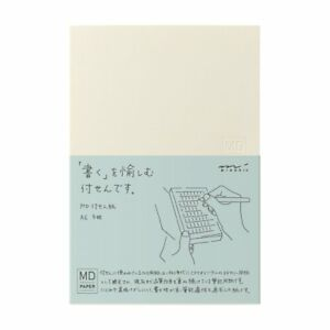 Midori Md Paper Sticky Memo A6 Grid 19034 006 F s New Made In Japan