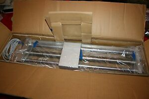 New Smc Pneumatic Guided Rodless Cylinder Cy2l32h 510b a73l Bnib