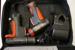Snap on 7 2v 2 tool Set Ct561 3 8 Impact Wrench Cts561cl Screwdriver