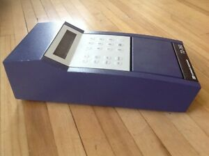 Used Td 360 Mini fluorometer Turner Designs With Power Supply And Manual