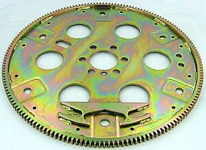 Sb Chevy 350 383 Sfi Rated Flexplate 168 Tooth External Balance 1pc Crank 86 99