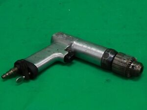 Snap on Pdr5a Reversible Air Drill W Jacobs 33ba 1 2 Chuck Aircraft Pneumatic