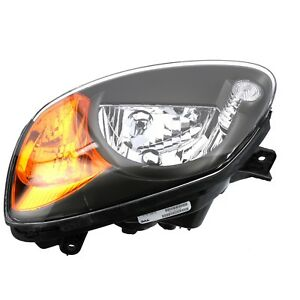 New Left Driver Side Halogen Headlamp Light For 03 06 Hyundai Accent Hy2502128