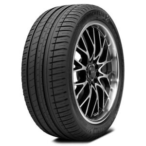 Michelin Pilot Sport Ps3 255 35zr18xl 94y quantity Of 1