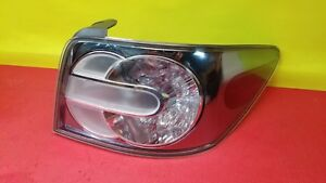 2007 2008 2009 Mazda Cx 7 Cx7 Rh Passenger Side Tail Light Oem